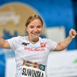 Renata Śliwińska - pchnięcie kulą (F40)